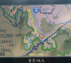 HEMA Map of Lake Eildon