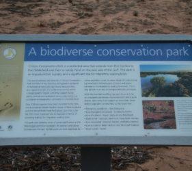 Clinton, a biodiverse Conservation Park
