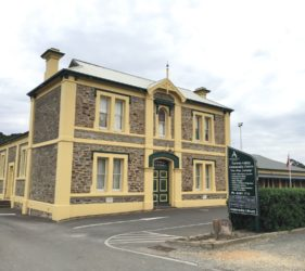 Gumeracha Town Hall and adjoining Library/Community Centre