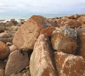 Rocks on Fisherman Bay, Port Elliott