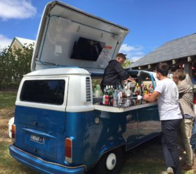 VW Bar at the Gumeracha Beer and Bite